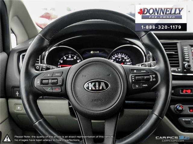 2017 Kia Sedona SX+ (Stk: KR504DTA) in Kanata - Image 14 of 27