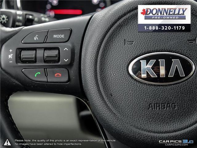 2017 Kia Sedona SX+ (Stk: KR504DTA) in Kanata - Image 19 of 27