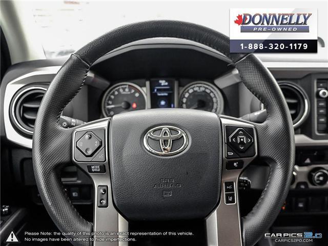 2018 Toyota Tacoma SR5 (Stk: CLKUR2215) in Kanata - Image 12 of 27