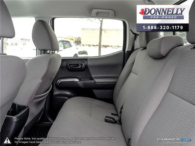 2018 Toyota Tacoma SR5 (Stk: CLKUR2215) in Kanata - Image 23 of 27