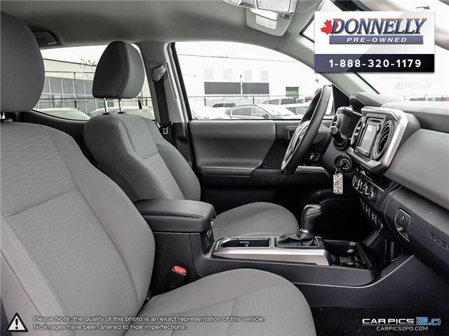 2018 Toyota Tacoma SR5 (Stk: CLKUR2215) in Kanata - Image 24 of 27