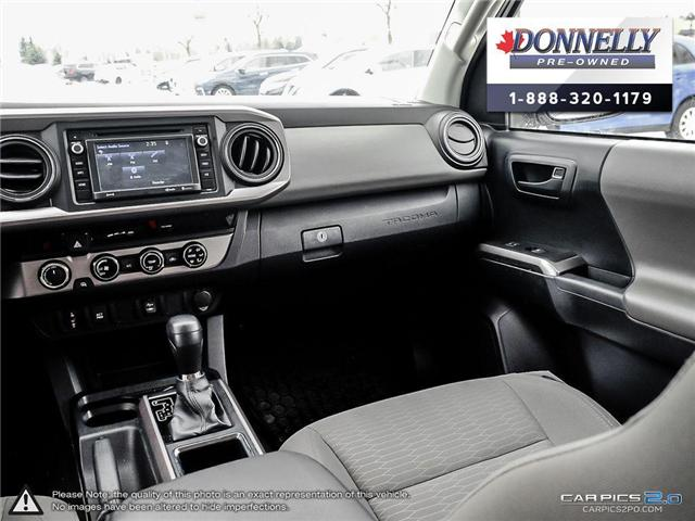 2018 Toyota Tacoma SR5 (Stk: CLKUR2215) in Kanata - Image 27 of 27