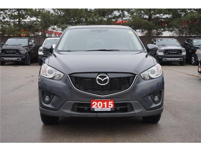 2015 Mazda CX-5 GS| BLINDSPOT MONITOR| REAR CAM| SUNROOF & MORE (Stk: P3133A) in Burlington - Image 2 of 30