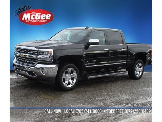 2018 Chevrolet Silverado 1500 LTZ (Stk: 18974) in Peterborough - Image 1 of 4