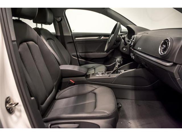 2019 Audi A3 40 Komfort (Stk: T16126) in Vaughan - Image 8 of 16