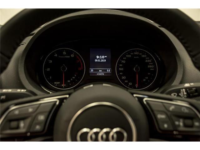 2019 Audi A3 40 Komfort (Stk: T16140) in Vaughan - Image 12 of 16