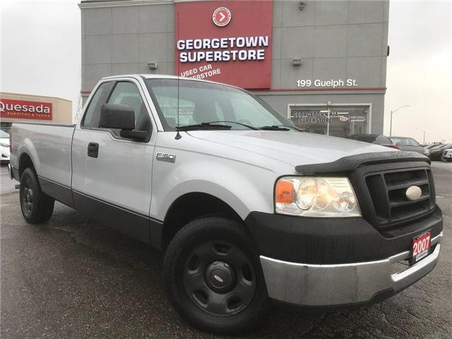 2007 Ford F-150 XL | REG CAB | 8FT BOX | GREAT AFFORDABLE TRUCK (Stk: P11498A) in Georgetown - Image 2 of 11
