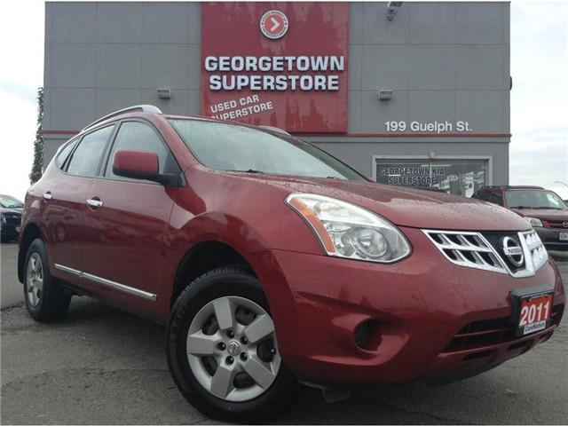 2011 Nissan Rogue S | ALL WHEEL DRIVE | 2.5L | AUX IN | (Stk: DR366A) in Georgetown - Image 2 of 23