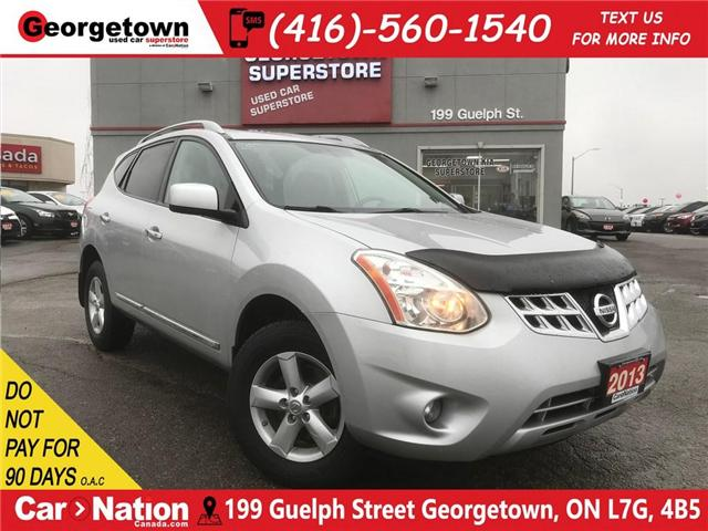 2013 Nissan Rogue SPECIAL EDITION | AWD | ROOF | 78K | NO ACCIDENT (Stk: P11735) in Georgetown - Image 1 of 27
