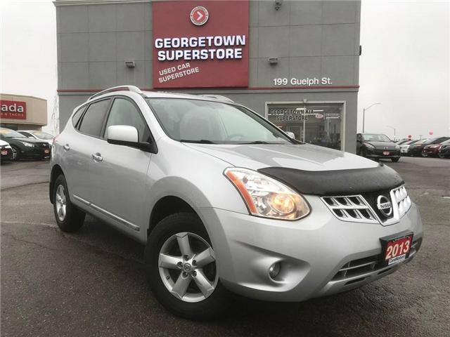 2013 Nissan Rogue SPECIAL EDITION | AWD | ROOF | 78K | NO ACCIDENT (Stk: P11735) in Georgetown - Image 2 of 27