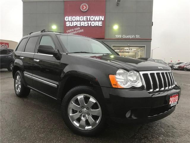 2010 Jeep Grand Cherokee Limited | BOSTON SOUND | LEATHER | AS IS SPECIAL (Stk: P11736) in Georgetown - Image 2 of 30