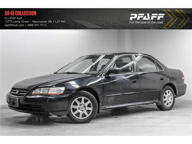 2002 Honda Accord SE (Stk: 53087A) in Newmarket - Image 1 of 16