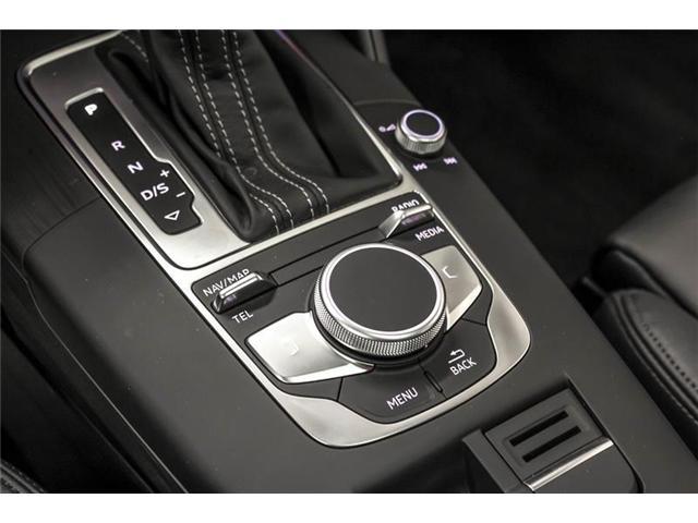 2018 Audi A3 2.0T Progressiv (Stk: 53110) in Newmarket - Image 16 of 21