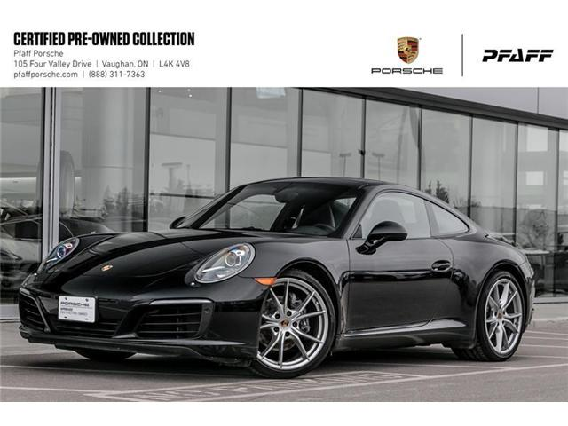 2017 Porsche 911 Carrera Coupe (991) w/ PDK (Stk: U7534) in Vaughan - Image 1 of 22