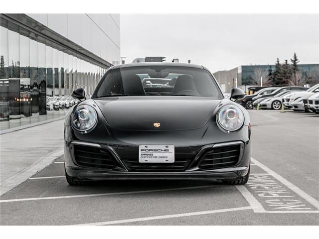 2017 Porsche 911 Carrera Coupe (991) w/ PDK (Stk: U7534) in Vaughan - Image 2 of 22
