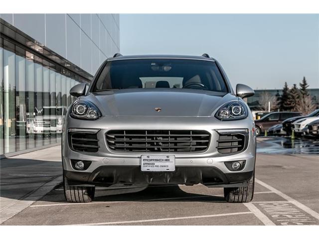 2016 Porsche Cayenne w/ Tip (Stk: U7636) in Vaughan - Image 2 of 22