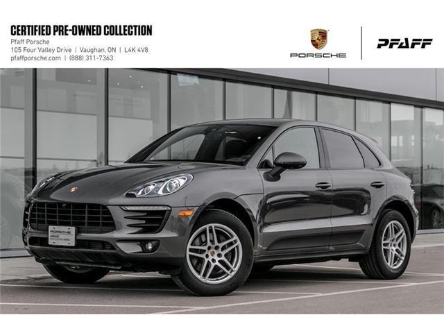 2018 Porsche Macan  (Stk: U7651) in Vaughan - Image 1 of 18
