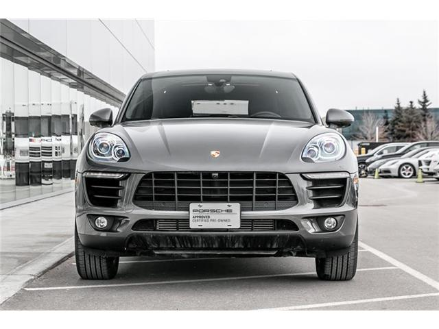 2018 Porsche Macan  (Stk: U7651) in Vaughan - Image 2 of 18