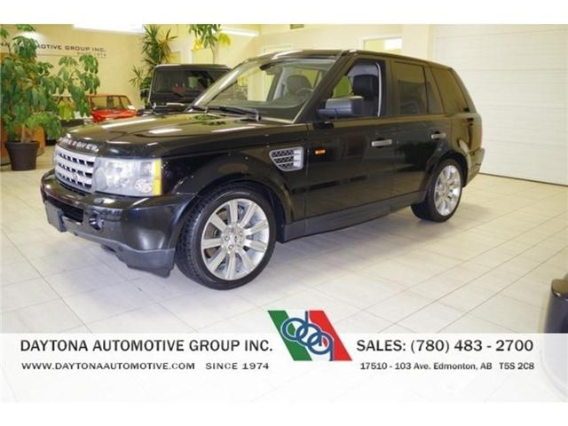 2006 Land Rover Range Rover Sport Supercharged (Stk: 9602) in Edmonton - Image 1 of 16