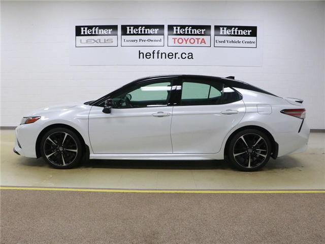 2018 Toyota Camry XSE (Stk: 186535) in Kitchener - Image 18 of 27