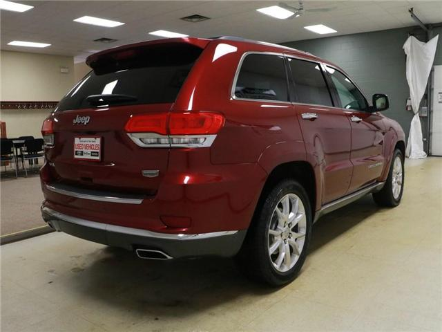 2015 Jeep Grand Cherokee Summit (Stk: 186554) in Kitchener - Image 3 of 30
