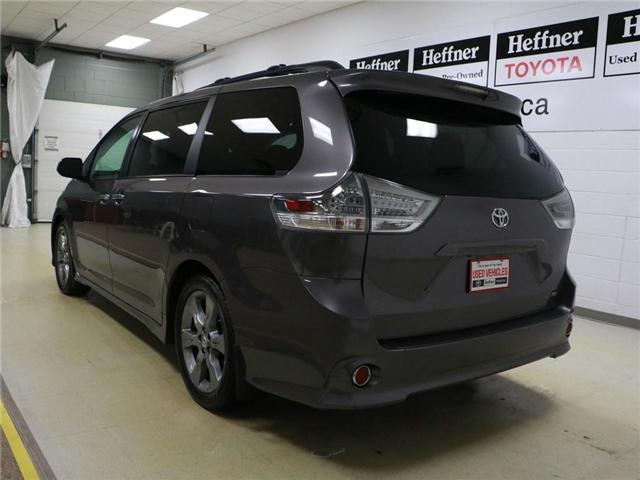 2014 Toyota Sienna SE 8 Passenger (Stk: 186442) in Kitchener - Image 11 of 30