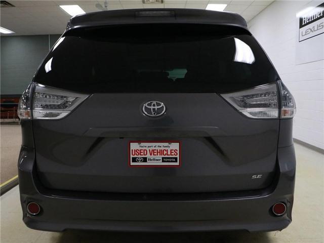 2014 Toyota Sienna SE 8 Passenger (Stk: 186442) in Kitchener - Image 6 of 30