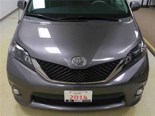 2014 Toyota Sienna SE 8 Passenger (Stk: 186442) in Kitchener - Image 28 of 30