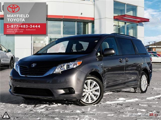2017 Toyota Sienna LE 7 Passenger (Stk: 1702348) in Edmonton - Image 1 of 20
