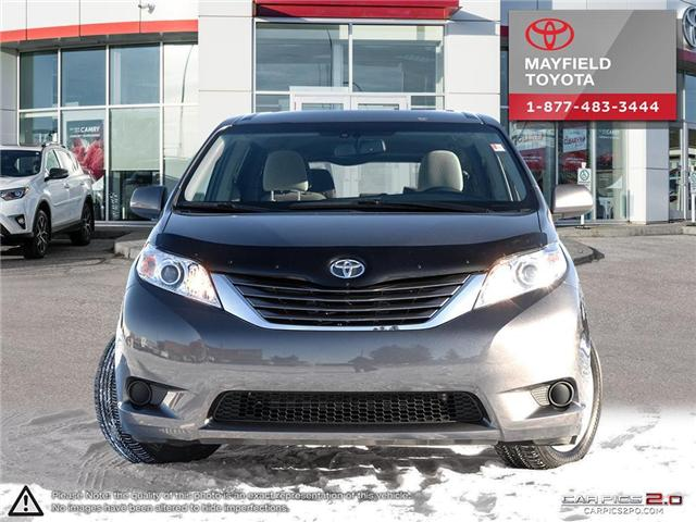 2017 Toyota Sienna LE 7 Passenger (Stk: 1702348) in Edmonton - Image 2 of 20