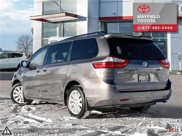 2017 Toyota Sienna LE 7 Passenger (Stk: 1702348) in Edmonton - Image 4 of 20