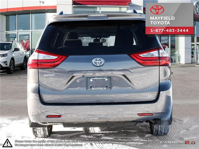 2017 Toyota Sienna LE 7 Passenger (Stk: 1702348) in Edmonton - Image 5 of 20