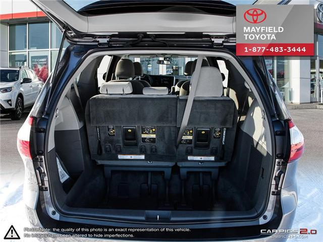 2017 Toyota Sienna LE 7 Passenger (Stk: 1702348) in Edmonton - Image 10 of 20