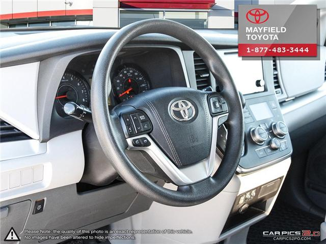 2017 Toyota Sienna LE 7 Passenger (Stk: 1702348) in Edmonton - Image 12 of 20