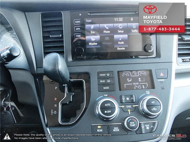 2017 Toyota Sienna LE 7 Passenger (Stk: 1702348) in Edmonton - Image 17 of 20