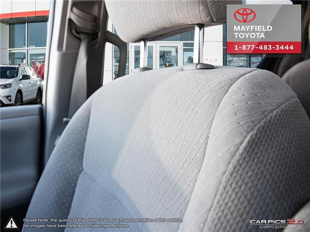 2017 Toyota Sienna LE 7 Passenger (Stk: 1702348) in Edmonton - Image 19 of 20