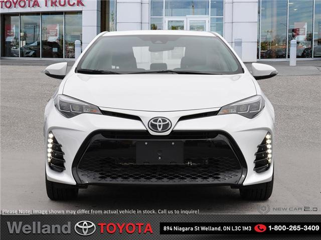 2019 Toyota Corolla SE Upgrade Package (Stk: COR6323) in Welland - Image 2 of 24