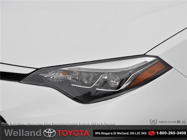 2019 Toyota Corolla SE Upgrade Package (Stk: COR6323) in Welland - Image 10 of 24