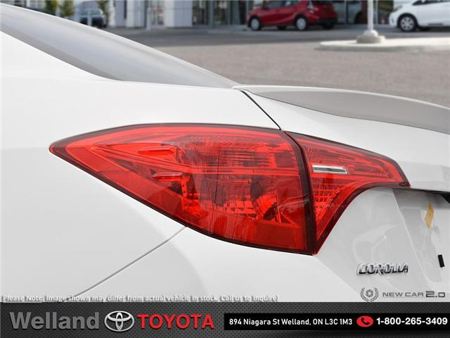 2019 Toyota Corolla SE Upgrade Package (Stk: COR6323) in Welland - Image 11 of 24