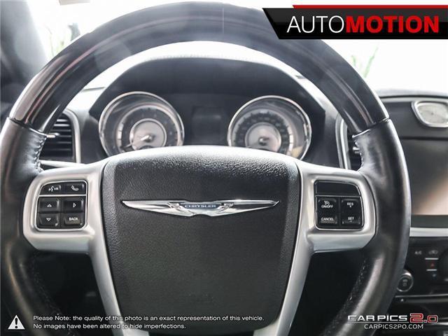 2014 Chrysler 300C Base (Stk: 18_1328) in Chatham - Image 14 of 27
