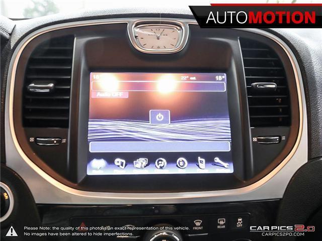 2014 Chrysler 300C Base (Stk: 18_1328) in Chatham - Image 21 of 27