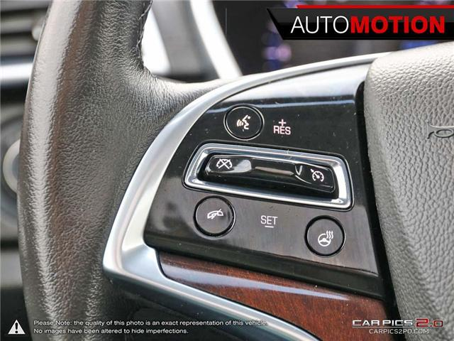 2015 Cadillac SRX Luxury (Stk: 19_02) in Chatham - Image 16 of 27