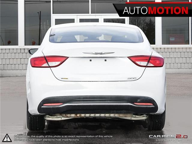 2016 Chrysler 200 Limited (Stk: 18_1320) in Chatham - Image 5 of 27