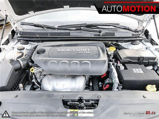 2016 Chrysler 200 Limited (Stk: 18_1320) in Chatham - Image 8 of 27