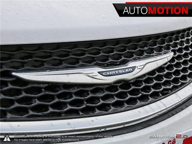 2016 Chrysler 200 Limited (Stk: 18_1320) in Chatham - Image 9 of 27