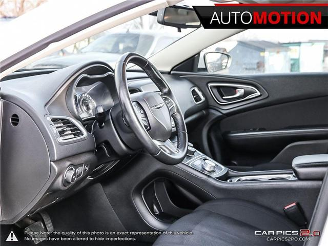 2016 Chrysler 200 Limited (Stk: 18_1320) in Chatham - Image 13 of 27