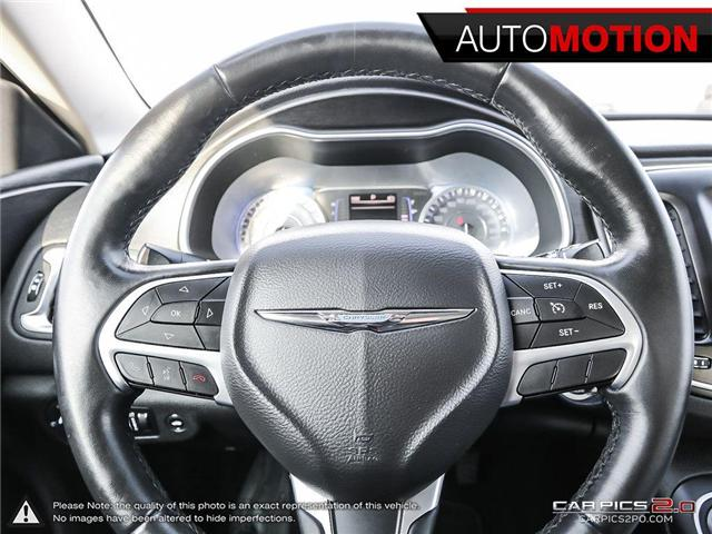 2016 Chrysler 200 Limited (Stk: 18_1320) in Chatham - Image 14 of 27