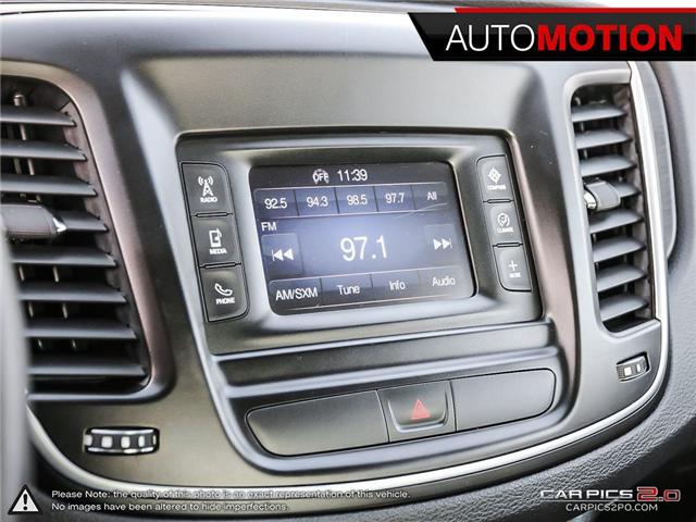 2016 Chrysler 200 Limited (Stk: 18_1320) in Chatham - Image 20 of 27