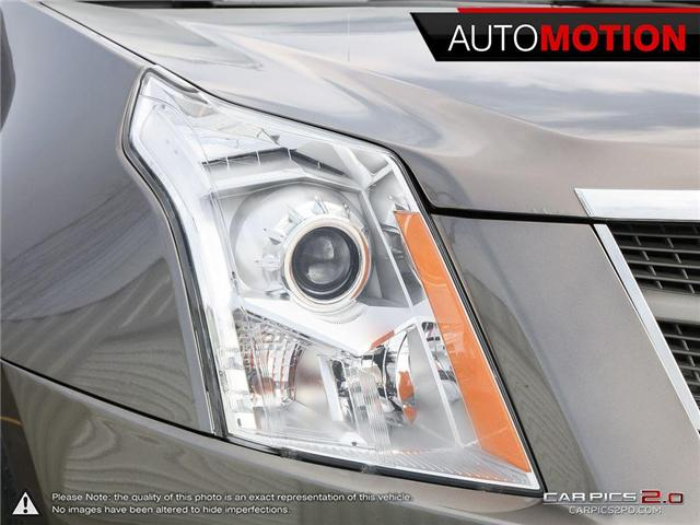 2012 Cadillac SRX Luxury Collection (Stk: 19_08) in Chatham - Image 9 of 26