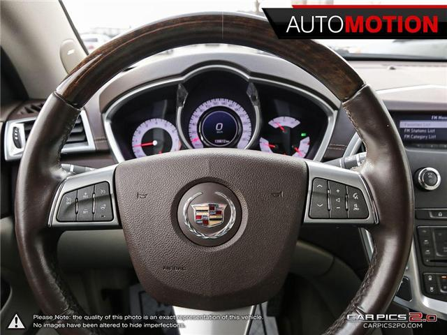 2012 Cadillac SRX Luxury Collection (Stk: 19_08) in Chatham - Image 13 of 26